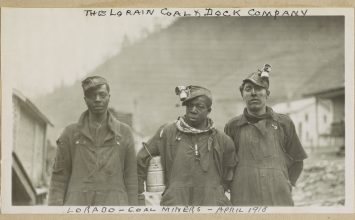 Black Coal: The African-American Miners of West Virginia's Southern Coalfields.