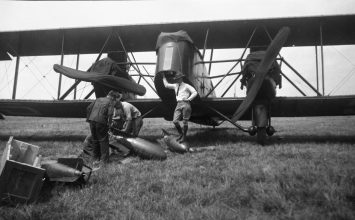 Biplanes Over Blair: Calling in the Air Force for the Mine Wars