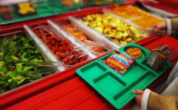 As College Costs Rise, Students Struggle to Eat Healthy