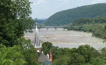 The Irish Catholics of Harpers Ferry