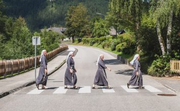 Life as a Modern Mountain Nun