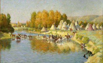 Painting the American West: Joseph Henry Sharp