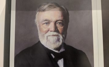 In the Footsteps of Andrew Carnegie