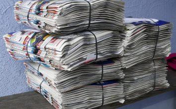 Cubriendo Noticias Locales en una Era de Periódicos Menguantes